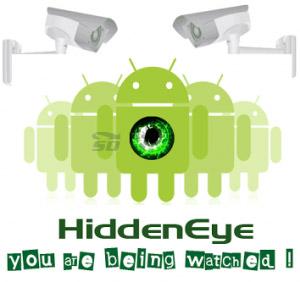 فضول گیر اندروید (برای اندروید) - Hidden Eye 1.0 Android