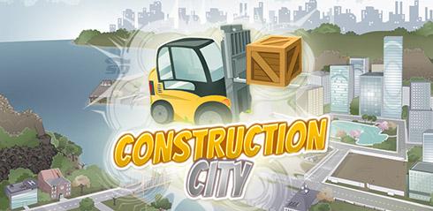 بازی شهرسازی (برای اندروید) - Construction City 1.1.3 Android