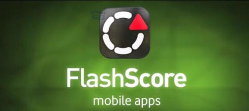 نرم افزار مشاهده نتایج فوتبال (برای اندروید) - FlashScore 2.1 Android