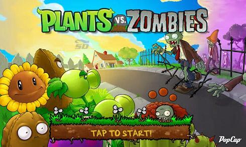 بازی زامبی و گیاهان (برای اندروید) - Plants vs. Zombies 6.0 Android