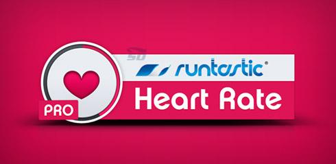 نرم افزار تپش قلب (برای اندروید) - Runtastic Heart Rate PRO 2.1 Android