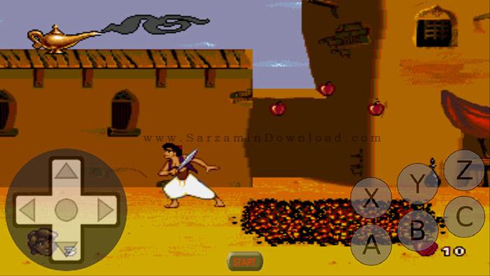 بازی سگا (برای اندروید) - SEGA 1.4.1 Android