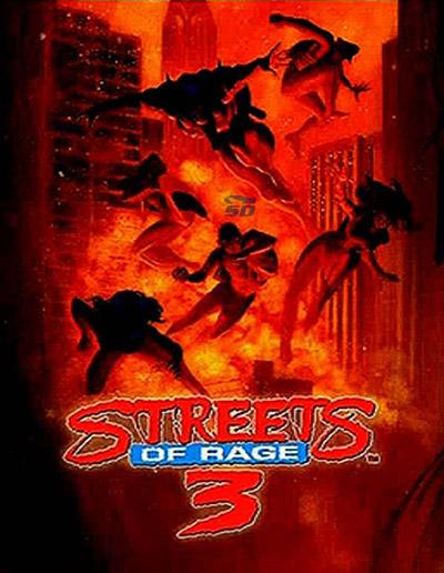 بازی شورش در شهر (برای کامپیوتر) - Streets of Rage 3 PC Game