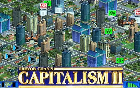 بازی شهرسازی (برای کامپیوتر) - Capitalism 2 PC Game