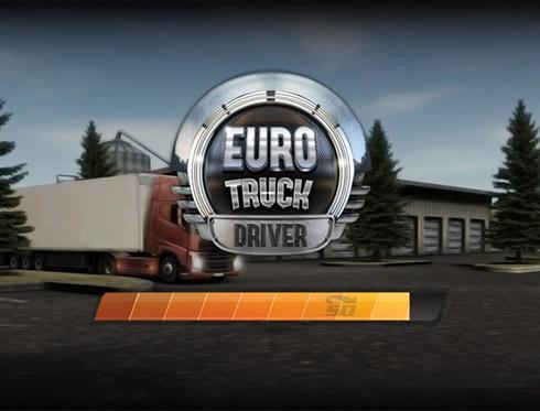 بازی شبیه ساز رانندگی (برای اندروید) - Euro Truck Driver 1.1 Android