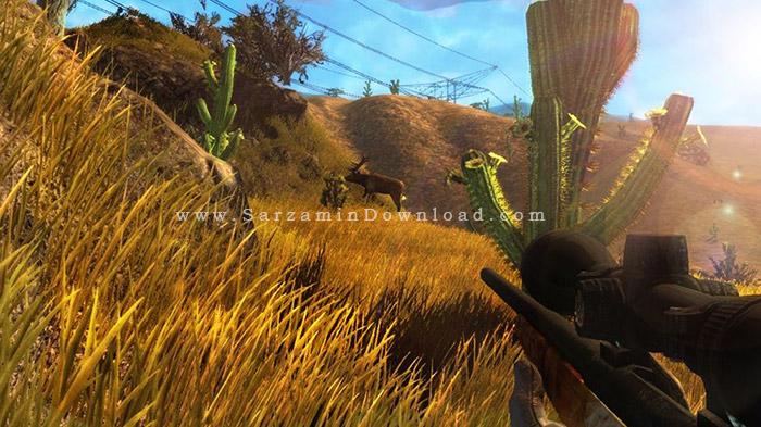 بازی شکار حیوانات (برای کامپیوتر) - Hunters Trophy 2 America PC Game