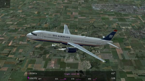 بازی شبیه ساز پرواز (برای اندروید) - Infinite Flight Simulator 15.12 Android