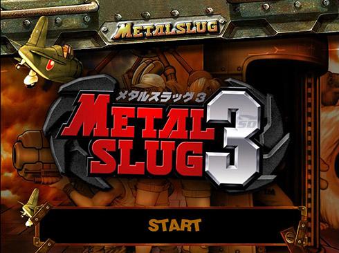 بازی سرباز کوچولو (برای کامپیوتر) - Metal Slug 3 PC Game