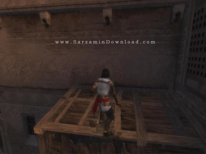 بازی شاهزاده ایرانی (برای کامپیوتر) - Prince of Persia The Two Thrones PC Game