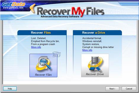 آموزش استفاده از Recover My Files