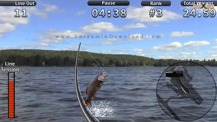 بازی صید ماهی (برای اندروید) - i Fishing 3 v.4.0 Android