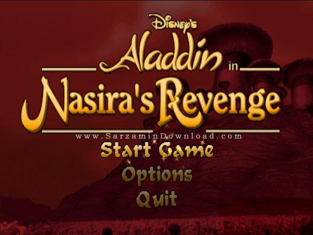 بازی علاالدین (برای کامپیوتر) - Aladdin in Nasiras Revenge PC Game