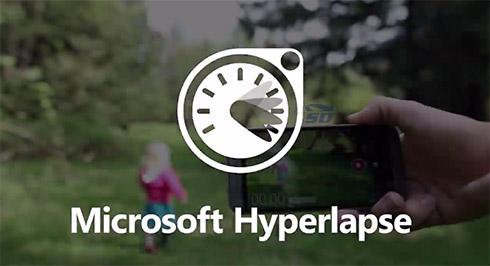 نرم افزار تایم لپس (برای اندروید) - Microsoft Hyperlapse 1.7.2016 Android