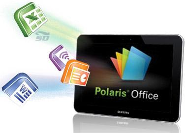 نرم افزار آفیس (برای اندروید) - Polaris Office 7.2.2 Android