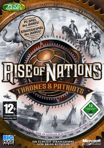 بازی ظهور تمدن ها (برای کامپیوتر) - Rise Of Nations PC Game