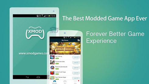 نرم افزار هک بازی (برای اندروید) - Xmodgames 2.3.1 Android