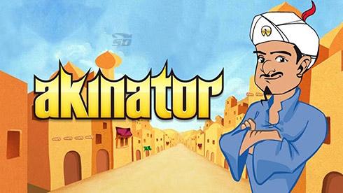نرم افزار ذهن خوان (برای اندروید) - Akinator the Genie 2.42 Android
