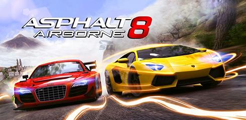 بازی آسفالت 8 (برای اندروید) - Asphalt 8 Airborne 2.4 Android