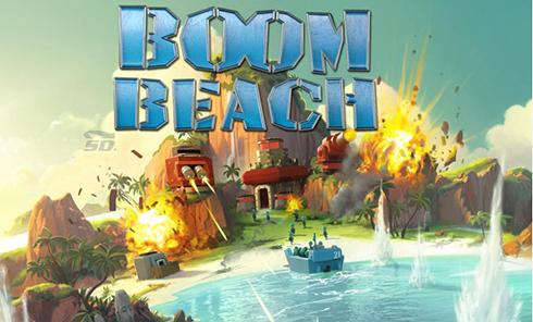 بازی بوم بیچ (برای اندروید) - Boom Beach 25.176 Android
