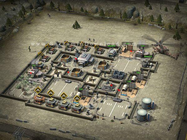 بازی ندای وظیفه (برای اندروید) - Call of Duty Heroes 2.3.2 Android