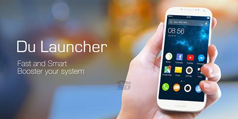 نرم افزار شخصی سازی (برای اندروید) - DU Launcher 1.8 Android