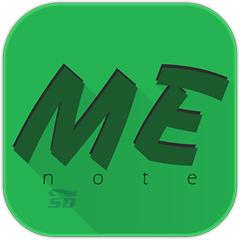 نرم افزار دفترچه یادداشت (برای اندروید) - Menote 1.1 Android