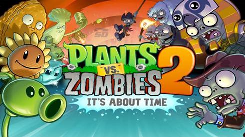 بازی زامبی و گیاهان (برای اندروید) - Plants vs Zombies 2 v.4.6.1 Android