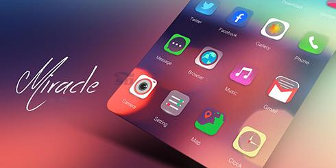 نرم افزار شخصی سازی (برای اندروید) - SO Launcher 1.91 Android
