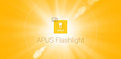 چراغ قوه (برای اندروید) - APUS Flashlight 1.3.9 Android
