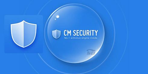 آنتی ویروس (برای اندروید) - CM Security Antivirus 2.9.8 Android