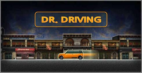 بازی دکتر رانندگی (برای اندروید) - Dr. Driving 1.47 Android