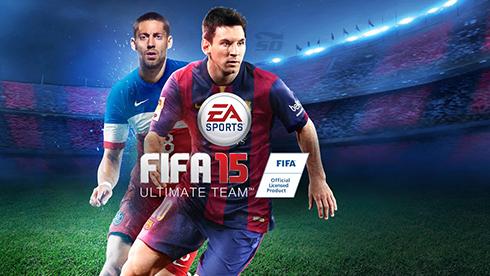 بازی فیفا 15 (برای اندروید) - FIFA 15 Ultimate Team 1.7 Android