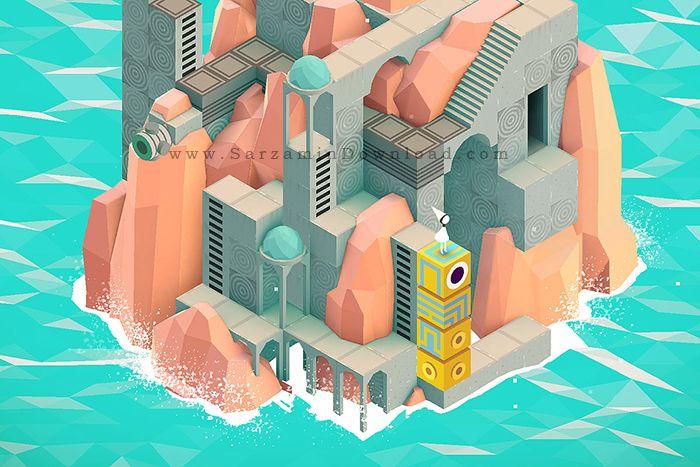 بازی معمایی (برای اندروید) - Monument Valley 2.4.22 Android