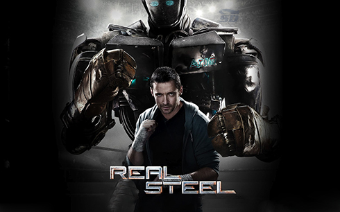 بازی ربات (برای اندروید) - Real Steel HD 1.28.27 Android