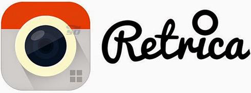 نرم افزار رتریکا (برای اندروید) - Retrica Pro 2.11.8 Android
