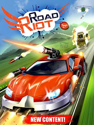 بازی رود ریوت (برای اندروید) - Road Riot Combat Racing 1.27.11 Android