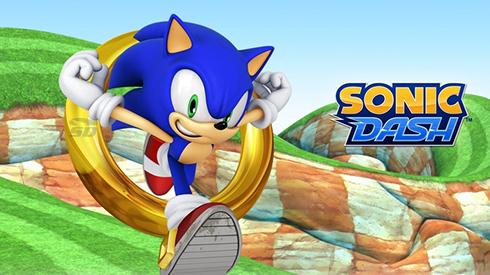 بازی سونیک (برای اندروید) - Sonic Dash 3.0 Android