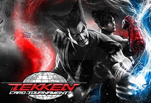 بازی تیکن کارتی (برای اندروید) - Tekken Card Tournament 3.422 Android