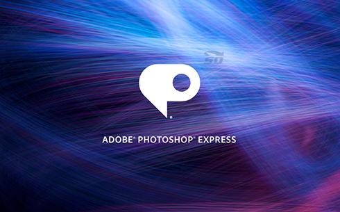 نرم افزار فتوشاپ (برای اندروید) - Adobe Photoshop Express 2.6.3 Android