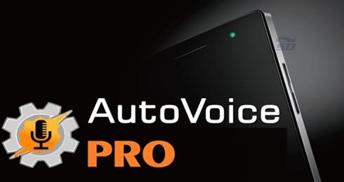 نرم افزار کنترل صدا (برای اندروید) - AutoVoice 2.0.48 Android