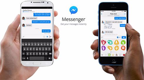 نرم افزار چت فیسبوک (برای اندروید) - Facebook Messenger 66 Android