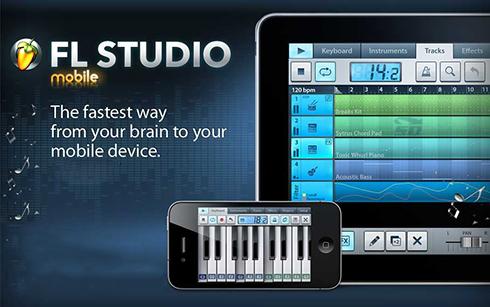 نرم افزار اف ال استودیو (برای اندروید) - FL Studio Mobile 2.0.8 Android