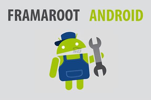 نرم افزار روت (برای اندروید) - Framaroot 1.9.3 Android