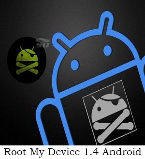 نرم افزار روت (برای اندروید) - Root My Device 1.4 Android