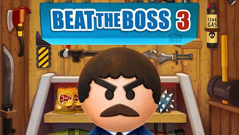 بازی کتک زدن رئیس (برای اندروید) - Beat the Boss 3 v.1.2.2 Android