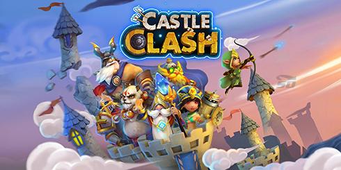 بازی کستل کلش (برای اندروید) - Castle Clash 1.2.88 Android