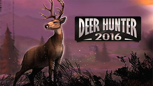 بازی شکار حیوانات (برای اندروید) - DEER HUNTER 2016 v.2.1.0 Android