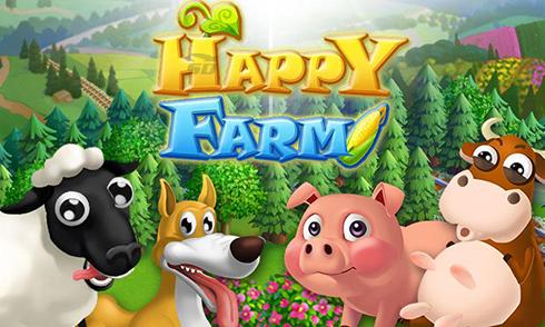 بازی لذت مزرعه داری (برای اندروید) - Happy Farm Candy Day 2.7.5 Android