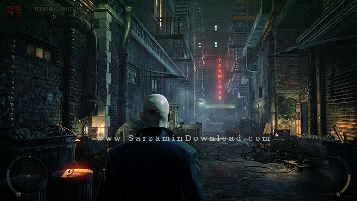 بازی هیتمن (برای کامپیوتر) - Hitman Absolution Professional Edition PC Game