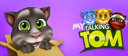 بازی گربه سخنگو (برای اندروید) - My Talking Tom 3.4.1 Android